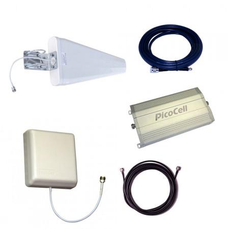 Репитер GSM+3G Picocell E900/2000 SXB+ с комплектом антенн (200 м2) - фото 1