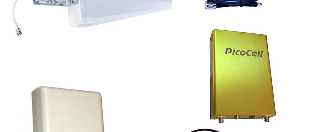 Репитер GSM+3G Picocell E900/2000 SXL с комплектом антенн (400 м2) - фото 1