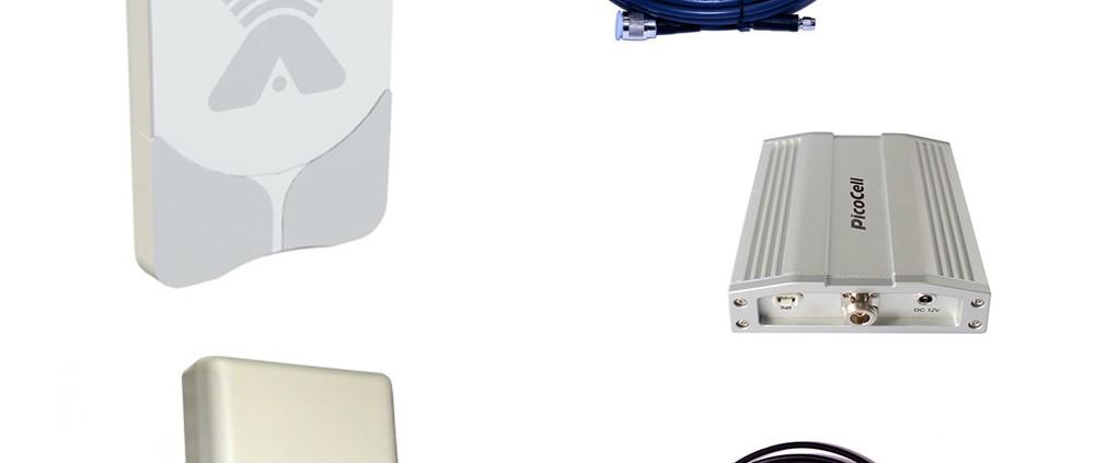Репитер GSM Picocell E900 SXB+ с комплектом антенн (200 м2) - фото 1