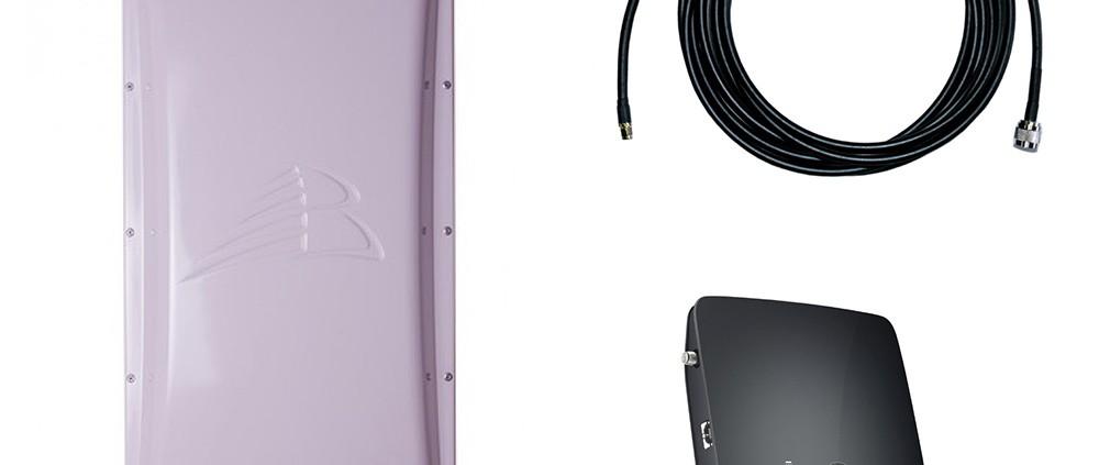Роутер 3G Huawei B683 с антенной 3G 18 дБ - фото 1